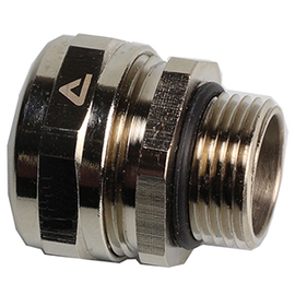 7120201 Anamet COMPACT FITTING STRAIGHT NICKEL PLATED BRASS, IP 66/67   M20 x 1 Produktbild