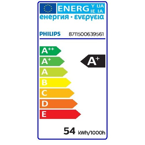 63956155 PHILIPS-LICHT TL5 49W/840 HO LEUCHTSTOFFLAMPE HIGH-OUTPUT Weiß EEI:A+ Produktbild Additional View 1 L