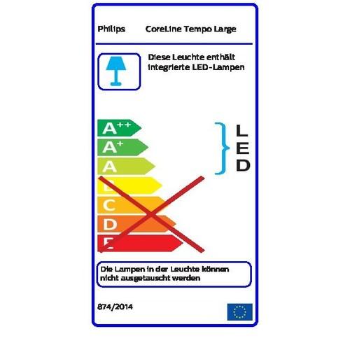 09641000 Philips CoreLine Tempo BVP130 LED160/740 A LED Scheinw. 16000lm 139W Produktbild Additional View 2 L