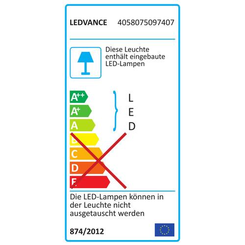 4058075097407 Ledvance FLOOD LED 10W/4000K BK 100DEG IP65 Produktbild Additional View 1 L