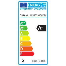 4058075100794 Osram LEDPCLA40D 5W/827 230V FIL E27 FS1 ParathomRetrofit Lampe Produktbild