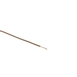 H05V-K YSF 1 braun 100m Ring PVC-Aderleitung Produktbild