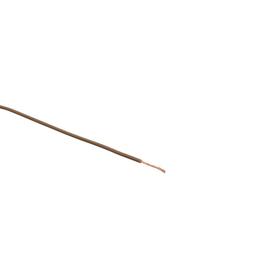 H05V-K YSF 0,5 braun 100m Ring PVC-Aderleitung Produktbild