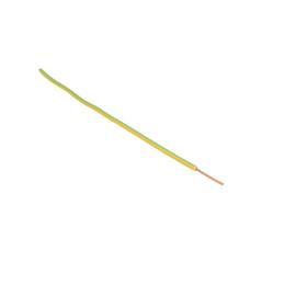H07V-U YE 1,5 gelb-grün 250m Spule PVC-Aderleitung Produktbild