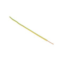 H07V-U YE 1,5 gelb-grün 100m Ring PVC-Aderleitung Produktbild