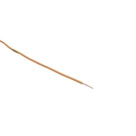 H07V-U YE 1,5 braun 100m Ring PVC-Aderleitung Produktbild