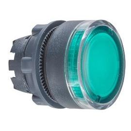 ZB5AW333 SCHNEIDER E. LEUCHTDRUCKTASTER GRÜN  F.LED HARMONY STYLE 5 Produktbild