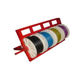 TURBO DRAHT INSTALLER TDI 3 Abroller für 3 HEIRU-Spulen Produktbild