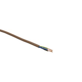 H03VV-F YML-J 3G0,75 braun 50m Ring PVC-Schlauchleitung Produktbild