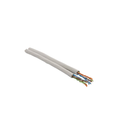 CAT5+DUPLEX UC300D HS24 2X4P 500mTrommel halogenfrei grau SFTP FOLIE+GEFL. Produktbild