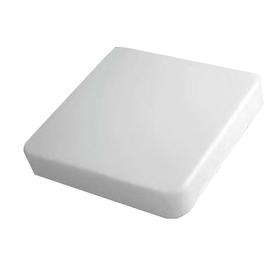 SP-DELQ330-1260/830-S Spektra LED 1260lm Deckenleuchte 18W 3000K eckig +HF-Sensor Produktbild