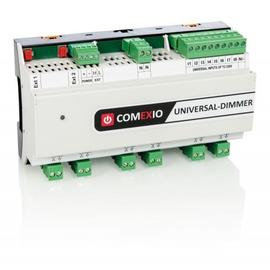 CME400 Comexio Universal Dimmer 8x DE 12-230VUC / 6x 175VA OUT Produktbild