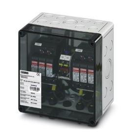 2404299 Phoenix Überspannungschutz IP65 SOL-SC-1ST-0-DC-2MPPT-1001 Produktbild