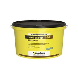 69300 Weber Rep 760 15Kg Blitzzement für den Innen- und Außenbereich Produktbild