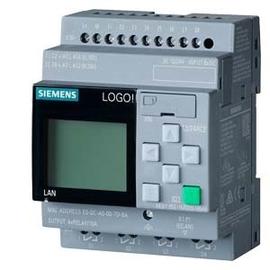 6ED1052-1MD08-0BA0 Siemens LOGO! 12/24RCE Logikmodul 8DE (4AE)/4DA Produktbild