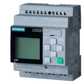 6ED1052-1FB08-0BA0 Siemens LOGO! 230RCE Logikmodul 115V/230V/Relais 8DE/4DA Produktbild