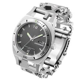 LTG832421 Leatherman TREAD Tempo silver Uhr mit Werkzeug Armband Produktbild