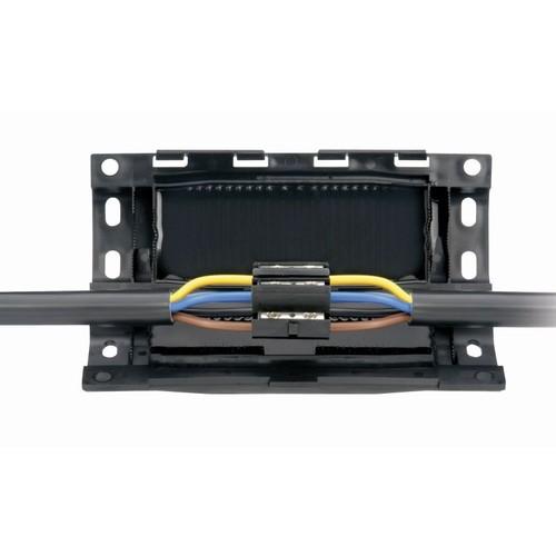 000.930 GT GTQ 6 Quicki GEL-Verbindungs- muffe 3-5x1,5-6mm² +5-pol.Schraubverb. Produktbild Front View L
