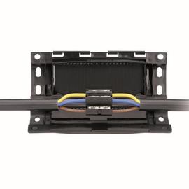 000.931 GT GTQ16 Quicki GEL-Verbindungs- muffe 3-5x6-16mm² +5-pol.Schraubverb. Produktbild