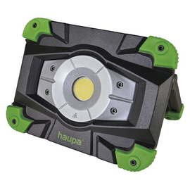 130346 Haupa LED Kompaktfluter 20W HUPlight20pro 2000lm IP54 USB Produktbild