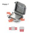 120 608 519 Raytech Happy 1 GelBox f. Wago-Steckklemmen (Pkg=2Stk) 5-pol. Produktbild