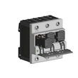 103303AF2 Coron Duo D0-Lasttrennschalter 3-polig, inkl.Sicherungen+Passhülsen 25A Produktbild