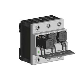 103303AF2 Coron Duo D0-Lasttrennschalter 3-polig, inkl.Sicherungen+Passhülsen 35A Produktbild