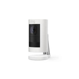 5021259 Ring 8SS1S8-WEU0 Stick Up Cam Überwachungskamera weiß batteriebetr. Produktbild