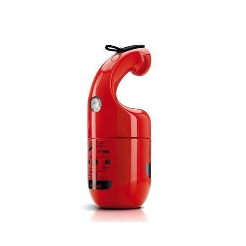 D-1460200 Firephant Design Pulver- Feuerlöscher 1 kg rot Produktbild