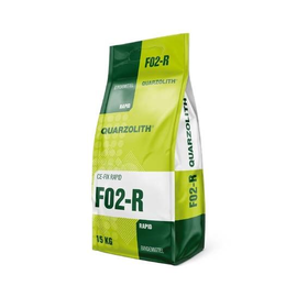 Quarzolith CE-Fix Rapid F02-R 15kg Ansatzmörtel f. Elektroinstallation Produktbild