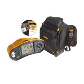 5051138 Fluke 1664 DE/Backpack Install.- tester 1664FC + Werkzeugrucksack Produktbild