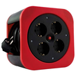 0010012600 REV Kabelbox S rot 4 Schuko 10m Thermoschalter Produktbild