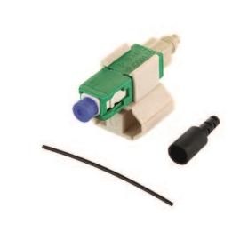 1509QAEA002C-E Metz Connect OpDAT FAST 20 Steckerbausätze 1Cleaver-Set SC APC Produktbild