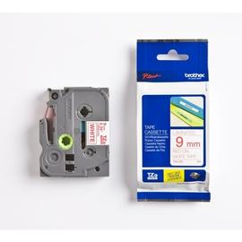 TZE 211 Brother Beschriftungsband 6mm Band weiß Schrift schwarz Produktbild