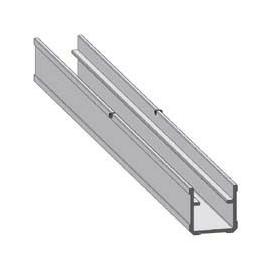 16416 ALUMERO 802150 Profilverbinder 45 22,3x22x270mm Produktbild