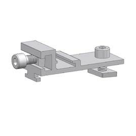 16417 ALUMERO 802200 Kreuzverbinder 2.1 45/4865 für Trägerprofil 37-65 Produktbild