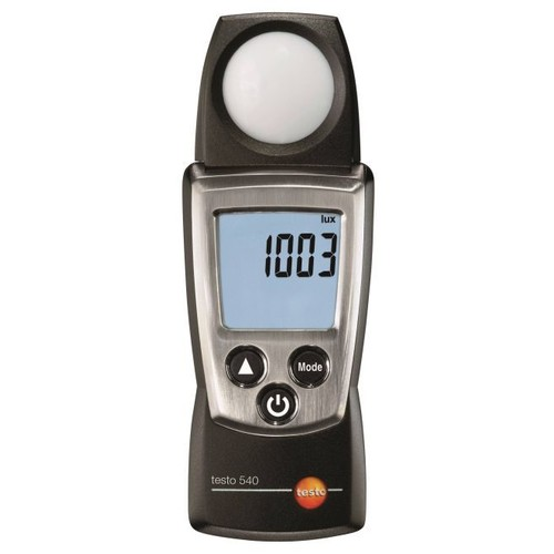 0560 0540 TESTO 540 Beleuchtungsstärke- Messgerät Luxmeter Produktbild