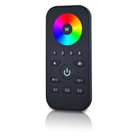 43LED/529 LeuchtWurm RGB(W) Fernbedienun für 4 Zonen Produktbild