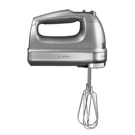 5KHM9212ECU KitchenAid Handmixer kontur-silber Produktbild