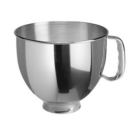 5K5THSBP KitchenAid Edelstahlschüssel 4,8L poliert mit geschlossenen Griff Produktbild