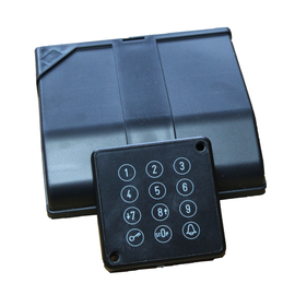 5211V006 Sommer Codeschloss 24-230V Touchpad beleuchtet 1-Kanal schwarz Produktbild