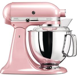 5KSM175PSESP KitchenAid Küchenmaschine 4,8 Liter ARTISAN silk seiden pink Produktbild