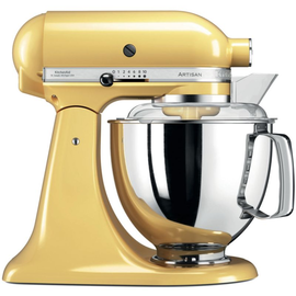 5KSM175PSEMY KitchenAid Küchenmaschine 4,8 Liter ARTISAN pastellgelb Produktbild