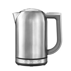 5KEK1722ESX KitchenAid Wasserkocher 1,7L Edelstahl Produktbild