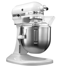 5KPM5EWH KitchenAid Küchenmaschine HEAVY DUTY weiß Produktbild