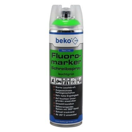 294 69 500 Beko TecLine Markierspray 500ml leuchtgrün Produktbild