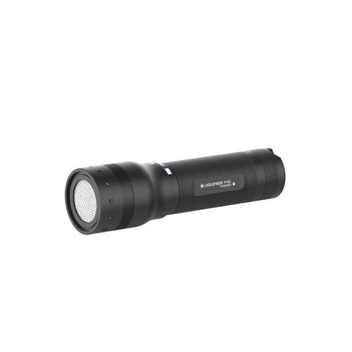 9407-Q Led Lenser P7QC  LED-Taschenlampe 220-Lumen Multicolor, 4xAAA Tasche (Box) Produktbild Front View L