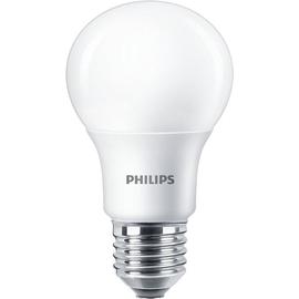 76270700 Philips LED Lampe Core matt E27 8,5-60W A60 827 806lm 2700K dimmbar Produktbild