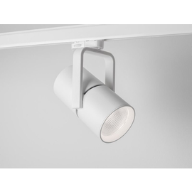 637-12702544ng6 Molto Luce 2GO STR-EURO silber LED 27W 24° 2630lm 4000K Produktbild