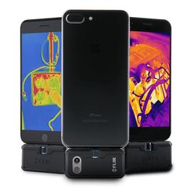 435-0006-03 Flir ONE Pro Wärmebildkamera f.iOS 160x120Pixel Messb. -20..+400°C Produktbild